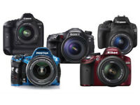 Dslr or high megapixels compact camera wanted