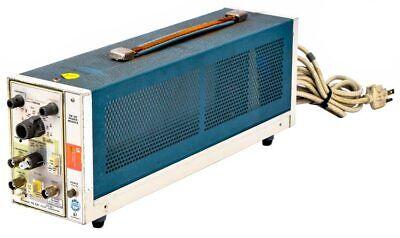 Tektronix Tm501 Power Module Mainframe Wpg502 250mhz Pulse Generator