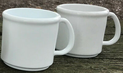 100 Plastic Coffee Mugs New Blank Wholesale Lot Catering Supply Bulk Set - 8oz
