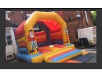 Tazors bouncy castles
