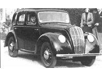 1948 Morris 8 breaking for parts / spares Rat Rod Hot Rod Hotrod