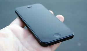 iPhone 5, 64GB, with an Otterbox Defender case!