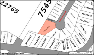 Northside Building Lot - Great Location