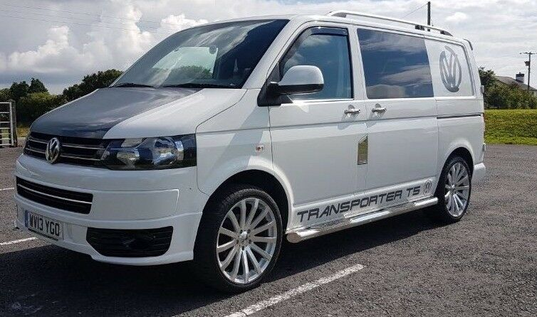 2013 VW TRANSPORTER T5.1 T30 SPORTLINE CAMPERVAN BRAND NEW CONVERSION, STUNNING! MAY PX?
