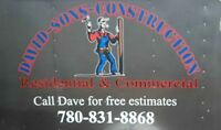 **David-Sons-Construction**   Free Quotes!