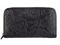 VERSACE JEANS Womens Wallet RRP £175 100% AUTHENTICITY GUARANTEE