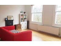 Bright 2 Bedroom flat in a period conversion close to Finsbury Park tube