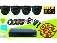 North London Best CCTV Installers • HD 2MP 1080p •