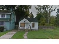 Giveaway price 2 bedroom home in detroit mi usa freehold outright deeds in your name in weeks