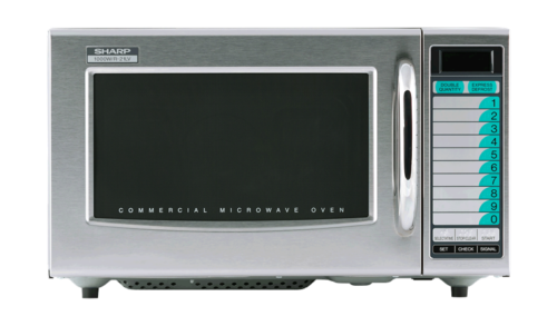 Sharp Commercial Medium Duty Microwave Oven - 1.0 Cu. Ft.