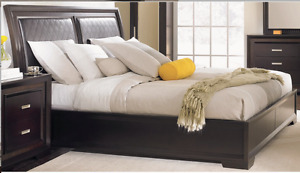 Brentwood King Bed Set with with king mattress!
