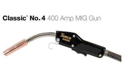 Tweco Mig Gun 15ft 10401136 400a Up To .035 For Miller Back-end
