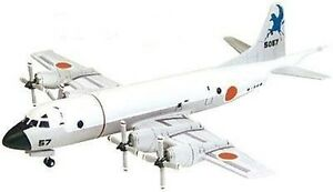 F-toys 1:300 Famous Wing Collection Vol 2 Lockheed P-3C Orion (3A) Grey & White