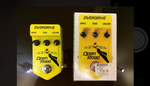 MINT VISUAL SOUND OPEN ROAD PEDAL