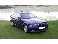 BREAKING BMW E36 323I M SPORT COUPE (M3 318 320 328 325 CONVERTIBLE TOURING COMPACT