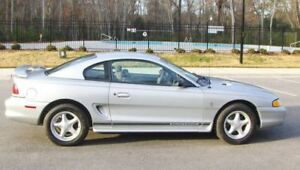 1998 Ford Mustang 2D Coupe $5000 (manual)