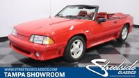 Miniature 1 Voiture Américaine d'occasion Ford Mustang 1991