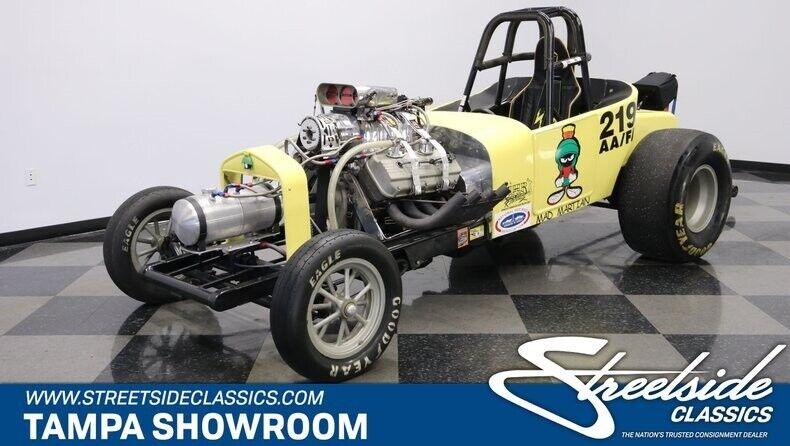 1700 HP 392 Hemi, Littlefield 671 Supercharger, NHRS Certified, Racecar history!