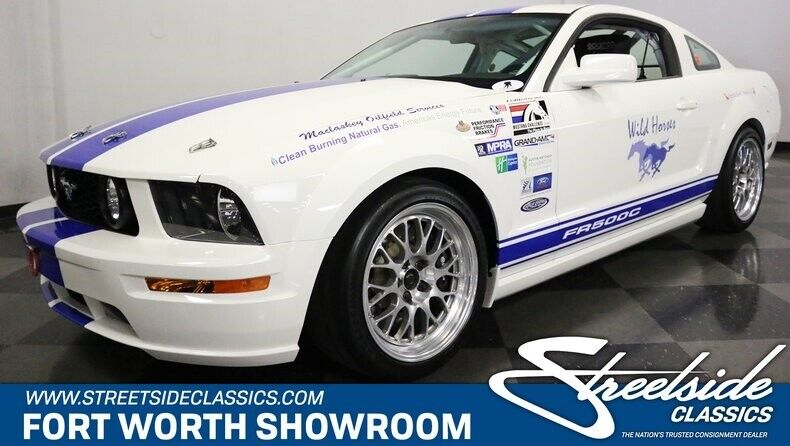 Image 1 Voiture American used Ford Mustang 2008