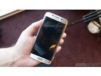 SAMSUNG S6 EDGE GOLD / UNLOCKED / 32GB 64GB & / VISIT MY SHOP /1 YEAR WARRANTY + RECEIPT