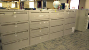 Used Metal Filing Cabinets for Sale