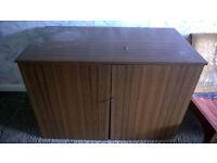 Office desk cupboard bureau (Hideaway style)