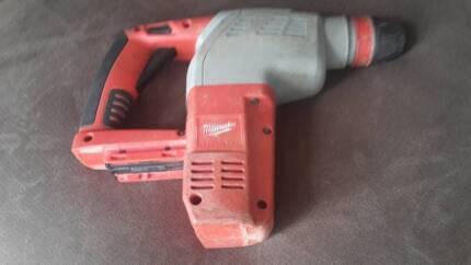 MILWAKEE 28V Rotary Hammer Drill V28H SKIN ONLY!