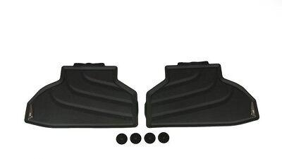 BMW Genuine F16 X6 Rear Rubber Floor Mats 51472458441
