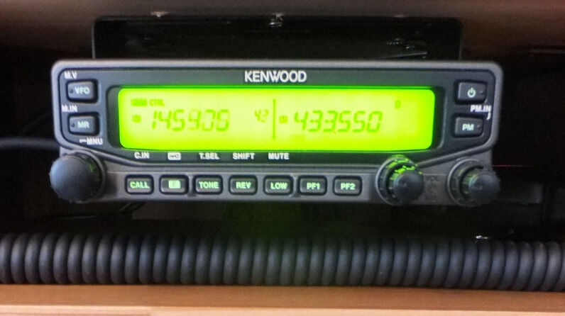 Kenwood TM V71e true Dualband ham radio plus remote face kitin Kirkcaldy, FifeGumtree - Kenwood TM V71e true Dualband ham radio boxed as new, with all original parts. Radio used in RX only as a backup radio. It is in excellent 100% working condition. Surplus to requirements. Complete with mic, manuals etc. Includes... Kenwood DFK 3D...