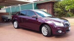 2013 Holden Cruze Sedan **12 MONTH WARRANTY**