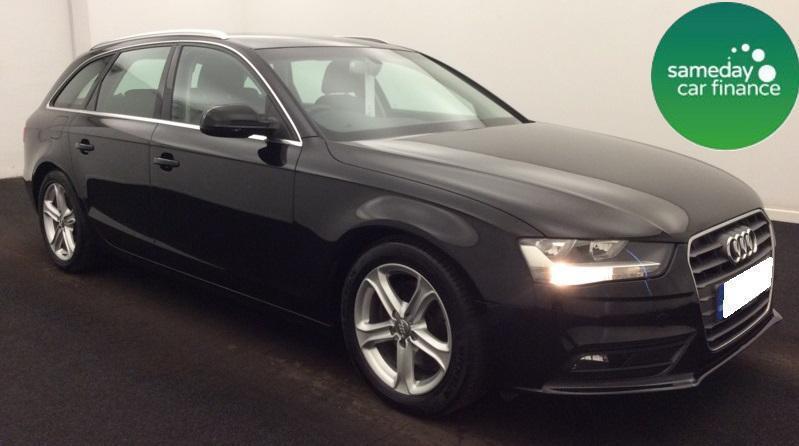 £208.14 PER MONTH - Audi A4 Avant 2.0TDIe (136ps) 2013 SE