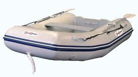 SunSport SF240 Inflatable Dinghy / Tender / RIB. Brand New