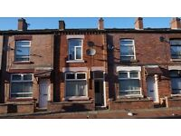 NEWLY RENOVATED, OFFERS OVER £80K, 3 BED incl. LOFT CONVERSION TERRACED HOUSE.BOLTON BL3 5DW