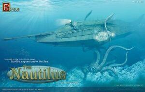 Pegasus Hobbies The Nautilus Submarine 1/144 scale model kit new 9120