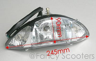 12V HEAD Light for Peace Sports TPGS-805 50cc SCOOTER