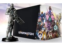 overwatch soldier 76 collectors edition figure statue figurine