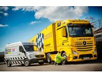 Commercial Tyre Technician / Truck Tyre Fitter - Great Pay - Training Given