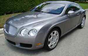 2007 Bentley Continental GT Coupe (Safety & E-test Included)