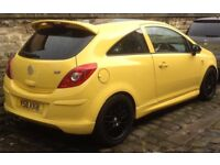 Vauxhall Corsa d vxr Limitededition 2015 facelift 28k warranted px warranty sensible offers excepted