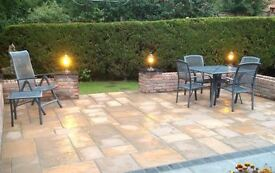 Delivery in Northern Ireland included. 30m2 of Brindle paving