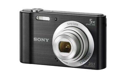 Sony Cyber-shot DSC-W800 20.1MP Digital Camera