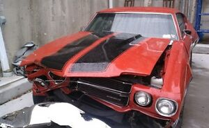 Wanted. 1970-1972 Chevelle parts car