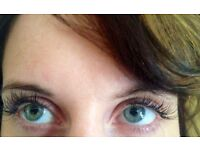 EYELASH EXTENSIONS IN BRIXWORTH FULL SET 1-1 £35 OR 3D RUSSIAN lASH £45