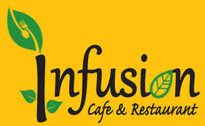 Infusion cafe and restaurant is looking for a server