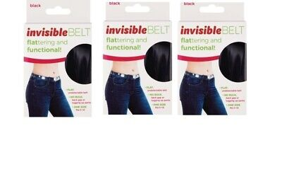 3 PACK INVISIBLE BELT FLATTERING AND FUNCTIONAL