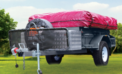 MDC Offroad Camper Trailer Avalon Pittwater Area Preview
