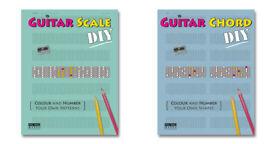 Guitar Scale DIY or Guitar Chord DIY