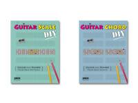 Guitar Scale DIY and Guitar Chord DIY