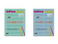 Guitar Scale DIY or Guitar Chord DIY