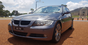 2005 BMW 3 Sedan Canberra City North Canberra Preview